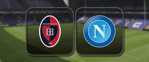 Кальяри - Наполи: Полный матч и Лучшие моменты
