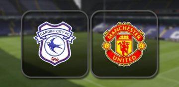 Кардифф - Манчестер Юнайтед