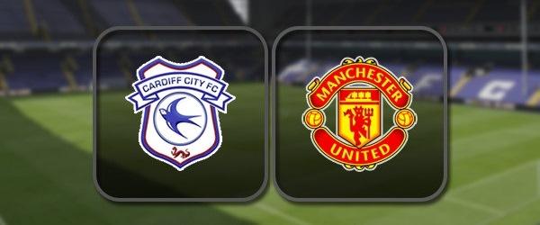 Кардифф - Манчестер Юнайтед: Полный матч и Лучшие моменты