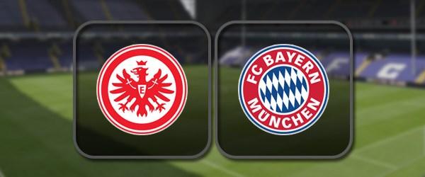 Айнтрахт – Бавария: Полный матч и Лучшие моменты
