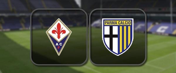 Фиорентина - Парма: Полный матч и Лучшие моменты