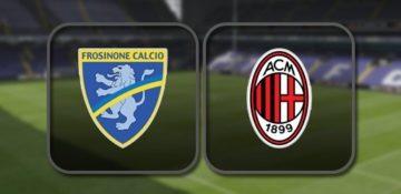 Фрозиноне - Милан