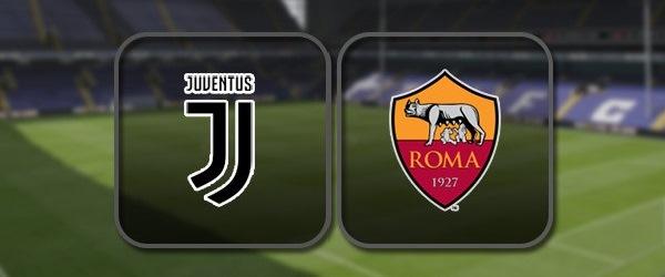 Ювентус - Рома онлайн трансляция