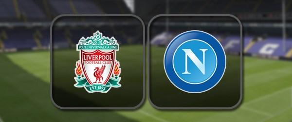 Ливерпуль - Наполи: Полный матч и Лучшие моменты