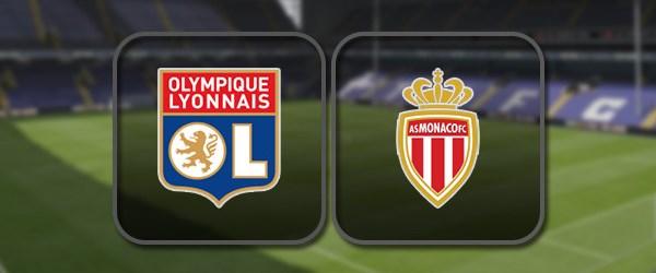 Лион - Монако: Полный матч и Лучшие моменты
