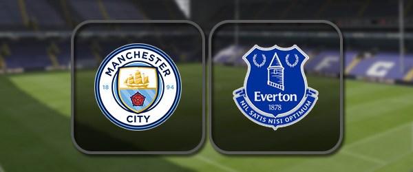 Манчестер Сити - Эвертон: Полный матч и Лучшие моменты