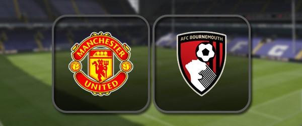 Манчестер Юнайтед - Борнмут: Полный матч и Лучшие моменты