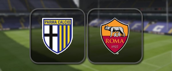 Парма - Рома онлайн трансляция