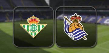 Бетис - Реал Сосьедад
