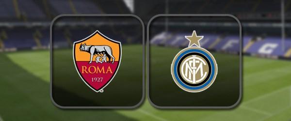 Рома - Интер: Полный матч и Лучшие моменты
