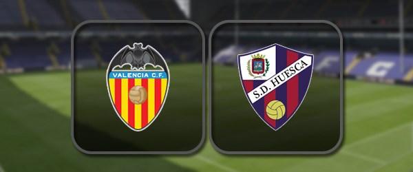 Валенсия - Уэска: Полный матч и Лучшие моменты