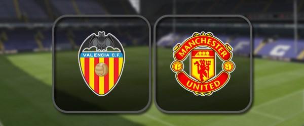 Валенсия - Манчестер Юнайтед: Полный матч и Лучшие моменты