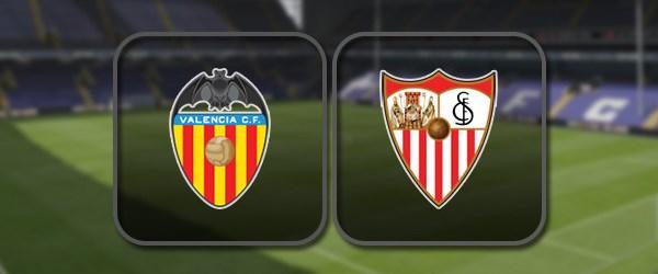 Валенсия – Севилья: Полный матч и Лучшие моменты