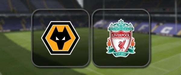 Вулверхэмптон - Ливерпуль: Полный матч и Лучшие моменты