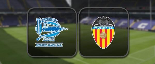 Алавес - Валенсия: Полный матч и Лучшие моменты