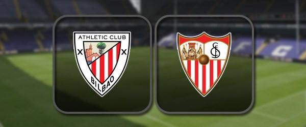 Атлетик - Севилья: Полный матч и Лучшие моменты