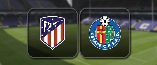 Атлетико - Хетафе: Полный матч и Лучшие моменты