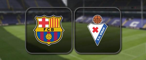 Барселона - Эйбар онлайн трансляция
