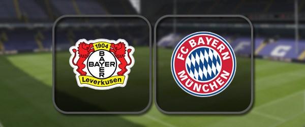Байер - Бавария: Полный матч и Лучшие моменты