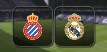 Эспаньол - Реал Мадрид