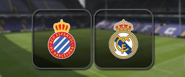 Эспаньол - Реал Мадрид: Полный матч и Лучшие моменты
