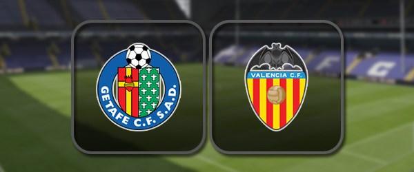 Валенсия - Хетафе: Полный матч и Лучшие моменты