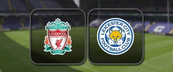 Ливерпуль - Лестер: Полный матч и Лучшие моменты