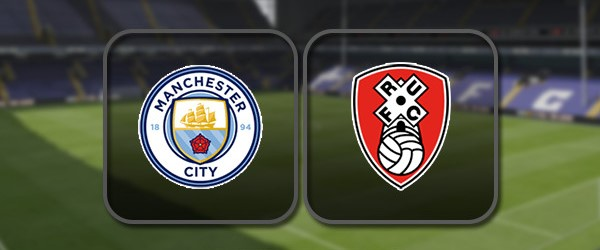 Манчестер Сити - Ротерхэм: Полный матч и Лучшие моменты