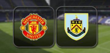 Манчестер Юнайтед - Бернли