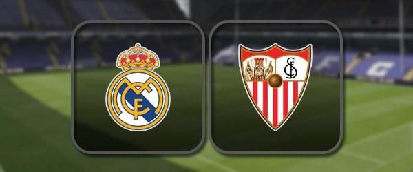Реал Мадрид - Севилья: Полный матч и Лучшие моменты