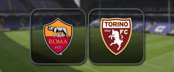 Рома - Торино: Полный матч и Лучшие моменты