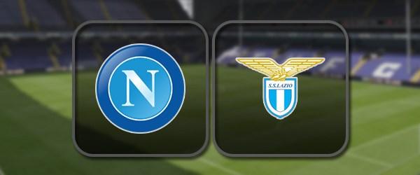 Наполи - Лацио: Полный матч и Лучшие моменты