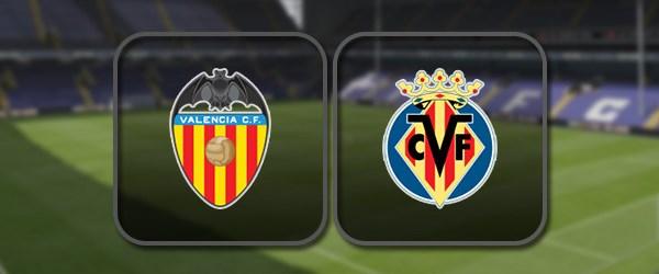 Валенсия - Вильярреал: Полный матч и Лучшие моменты