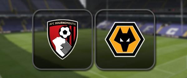 Борнмут - Вулверхэмптон: Полный матч и Лучшие моменты