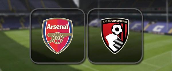 Арсенал - Борнмут: Полный матч и Лучшие моменты