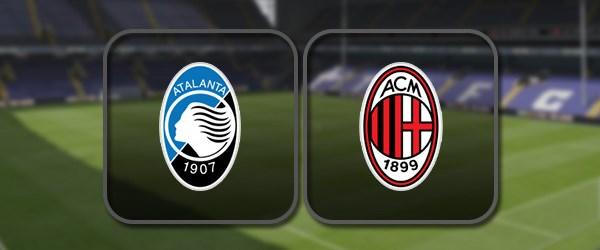 Аталанта - Милан: Полный матч и Лучшие моменты