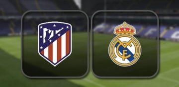 Атлетико - Реал Мадрид