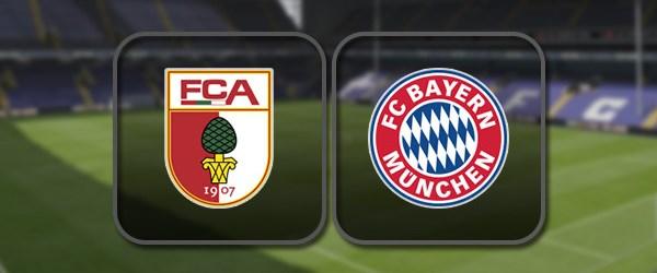 Аугсбург – Бавария: Полный матч и Лучшие моменты