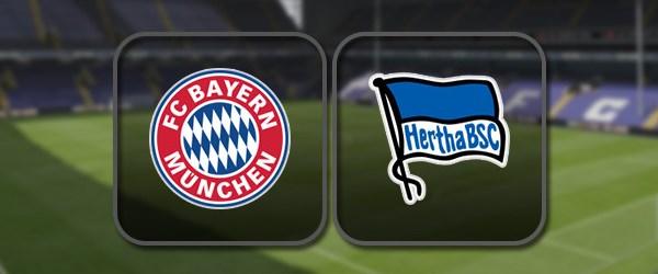 Бавария - Герта: Полный матч и Лучшие моменты