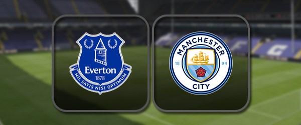 Эвертон - Манчестер Сити: Полный матч и Лучшие моменты