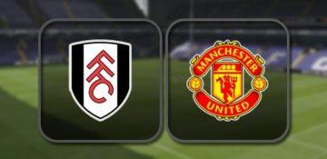 Фулхэм - Манчестер Юнайтед