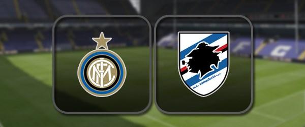 Интер - Сампдория: Полный матч и Лучшие моменты