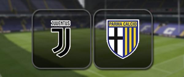 Ювентус - Парма: Полный матч и Лучшие моменты