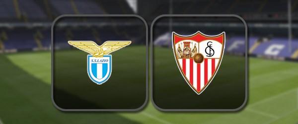 Лацио - Севилья: Полный матч и Лучшие моменты