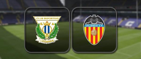 Леганес - Валенсия: Полный матч и Лучшие моменты