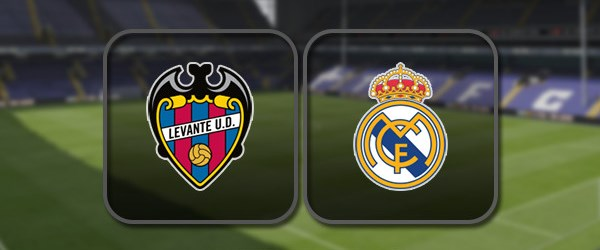 Леванте - Реал Мадрид онлайн трансляция