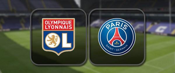 Лион - ПСЖ: Полный матч и Лучшие моменты