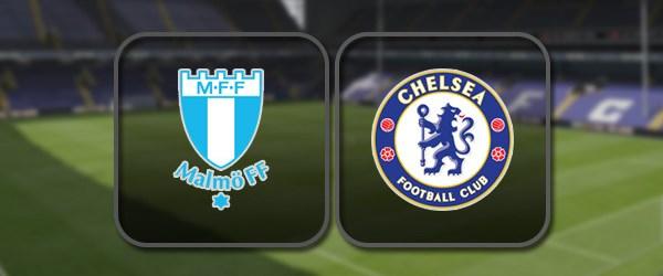 Мальме - Челси: Полный матч и Лучшие моменты