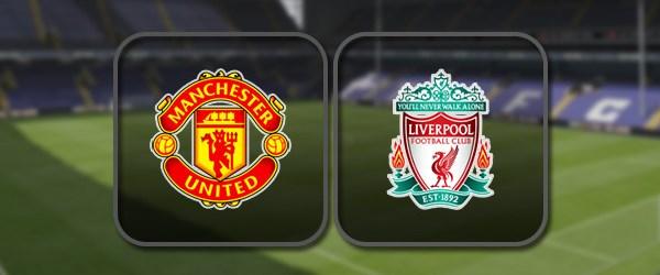 Манчестер Юнайтед - Ливерпуль: Полный матч и Лучшие моменты
