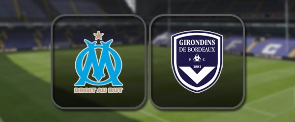 Марсель - Бордо: Полный матч и Лучшие моменты